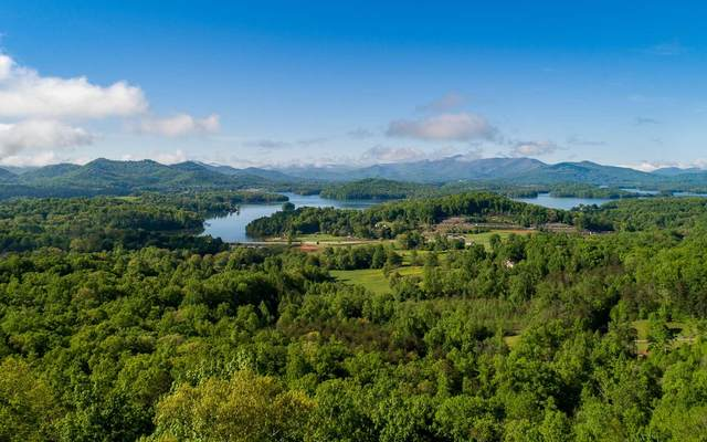 LOT 8 Bell Lake View, Hayesville, NC 28904 (MLS #303955) :: Path & Post Real Estate