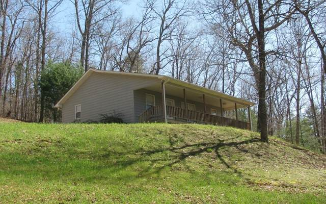 90 Sunset Drive, Warne, NC 28909 (MLS #305617) :: Path & Post Real Estate