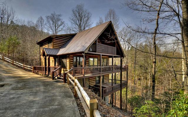 376 Rocking Chair Ridge, Mineral Bluff, GA 30559 (MLS #263641) :: RE/MAX Town & Country