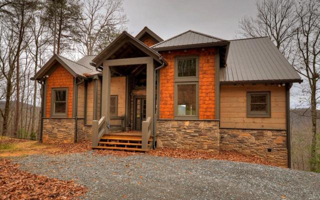 272 Heights Overlook, Cherry Log, GA 30522 (MLS #271540) :: RE/MAX Town & Country