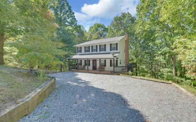 491 Summit Way, Blairsville, GA 30512 (MLS #271604) :: RE/MAX Town & Country