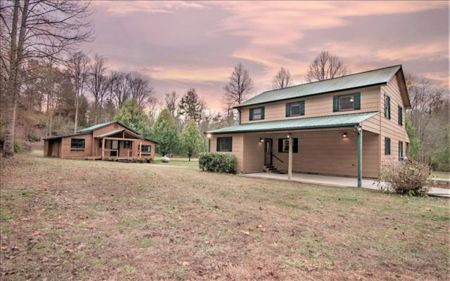 360 Pine Grove Drive, Blue Ridge, GA 30513 (MLS #273255) :: RE/MAX Town & Country