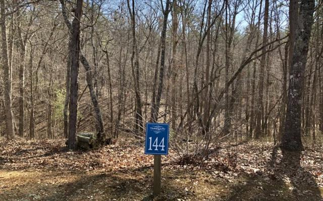 LT144 Tranquility @ Carter, Ellijay, GA 30540 (MLS #274129) :: RE/MAX Town & Country