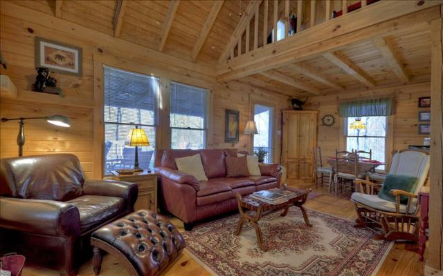 326 Northside Mtn. Rd., Suches, GA 30572 (MLS #275566) :: RE/MAX Town & Country