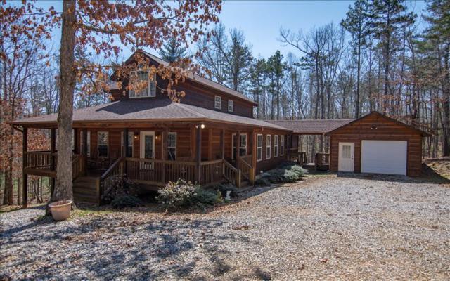 182 Oak Hills Drive, Morganton, GA 30560 (MLS #275659) :: RE/MAX Town & Country