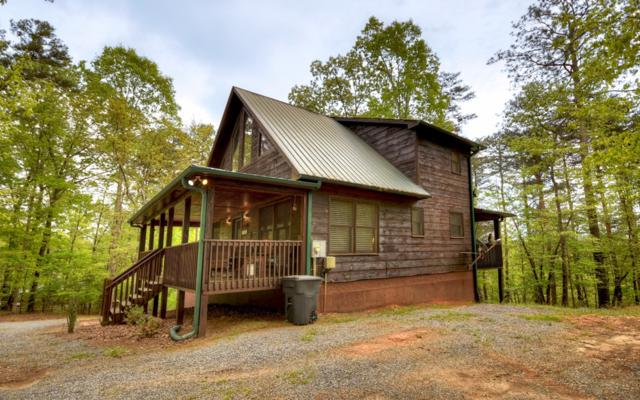 64 Alm Lane, Ellijay, GA 30540 (MLS #288011) :: RE/MAX Town & Country