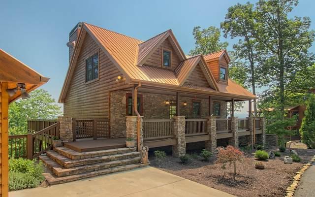 261 Croft Mtn Rd, Blairsville, GA 30512 (MLS #288870) :: RE/MAX Town & Country