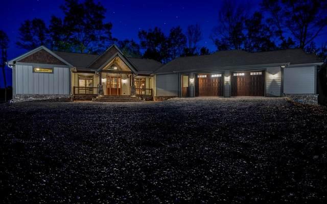 960 Whispering Pine Lane, Cherry Log, GA 30522 (MLS #296980) :: RE/MAX Town & Country