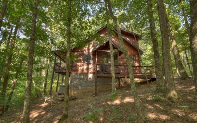 39 Hideaway Ridge, Morganton, GA 30560 (MLS #288580) :: RE/MAX Town & Country