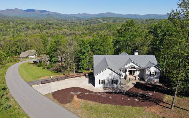 542 Crestwood View, Blairsville, GA 30512 (MLS #295235) :: RE/MAX Town & Country
