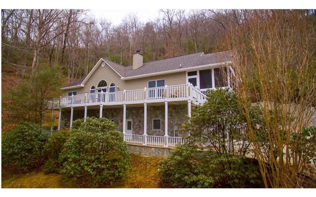545 Gold Mine Drive, Hayesville, NC 28904 (MLS #301088) :: Path & Post Real Estate
