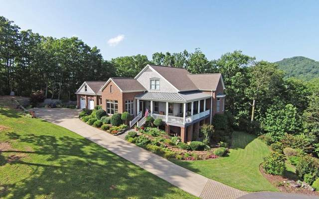 444 Harbour Heights Dr, Hayesville, NC 28904 (MLS #283294) :: Path & Post Real Estate