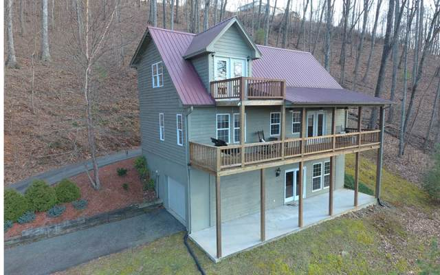 360 Sunny View Drive, Blairsville, GA 30512 (MLS #292291) :: RE/MAX Town & Country