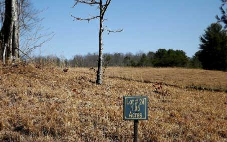 LOT24 Autumn Hills, Blairsville, GA 30512 (MLS #226376) :: RE/MAX Town & Country