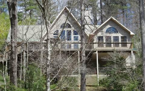 324 Cooper Creek Drive, Suches, GA 30572 (MLS #246303) :: RE/MAX Town & Country
