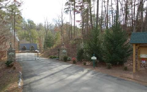 LOT 6 Oak Creek Dr, East Ellijay, GA 30536 (MLS #250150) :: RE/MAX Town & Country