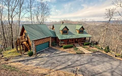 320 Homestead Overlook, Hayesville, NC 28904 (MLS #254916) :: RE/MAX Town & Country
