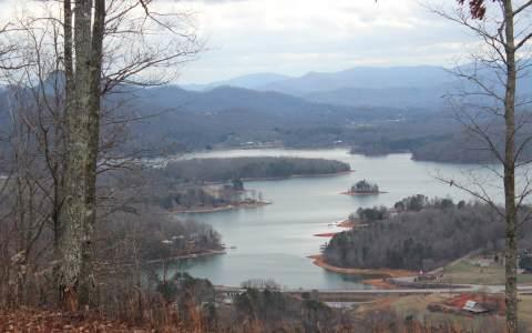 LT 15 Bell Lake View, Hayesville, NC 28904 (MLS #264963) :: RE/MAX Town & Country