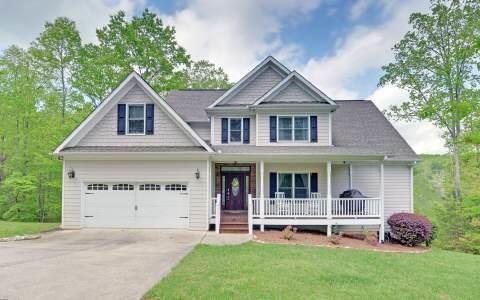 159 Meadowlark Lane, Blue Ridge, GA 30513 (MLS #267972) :: RE/MAX Town & Country