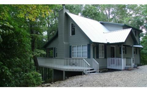 708 Wilson Mountain Rd, Blairsville, GA 30512 (MLS #268027) :: RE/MAX Town & Country