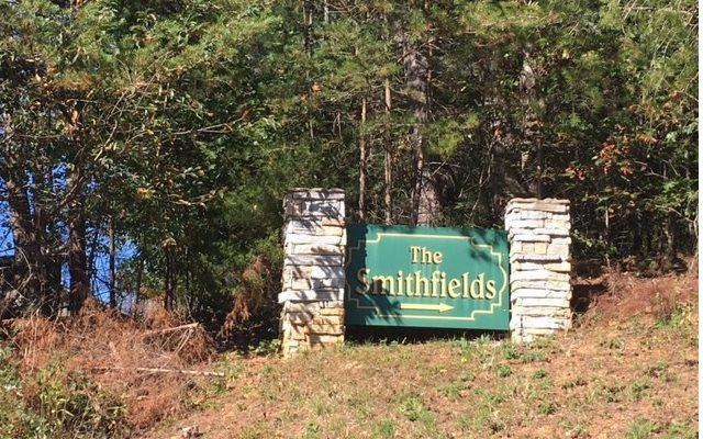 #36 Smithfield Subdiv, Young Harris, GA 30582 (MLS #272763) :: RE/MAX Town & Country