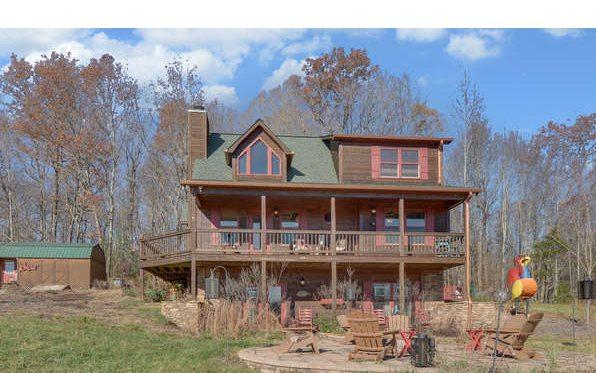 395 Clay Drive, Blairsville, GA 30512 (MLS #273483) :: RE/MAX Town & Country