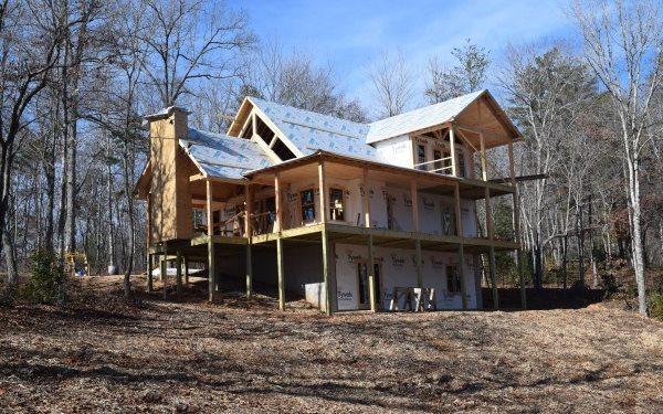 158 Ridge Brook Trail, Morganton, GA 30560 (MLS #273747) :: RE/MAX Town & Country