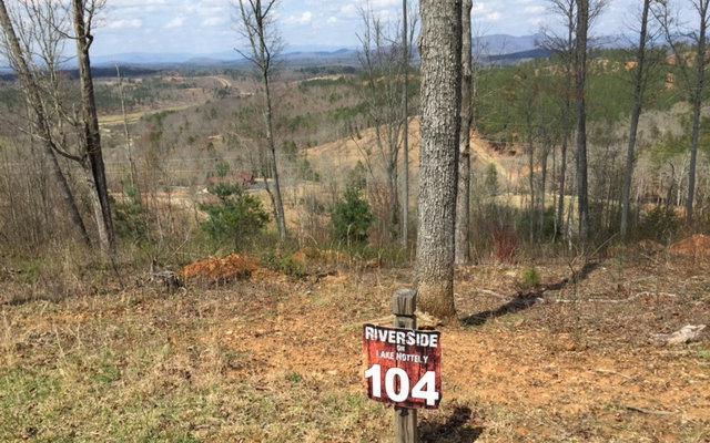 104 Riverside On Lake, Blairsville, GA 30512 (MLS #274259) :: RE/MAX Town & Country