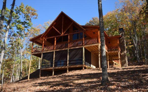 483 Meadow Brook Trail, Morganton, GA 30560 (MLS #274291) :: RE/MAX Town & Country