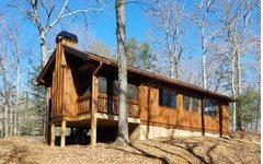 154 Wolf Creek Mountain, Mineral Bluff, GA 30559 (MLS #275581) :: RE/MAX Town & Country