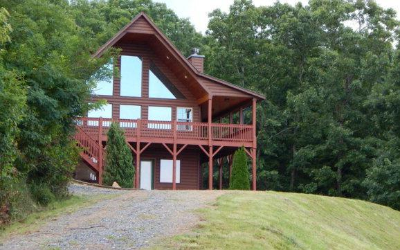 1561 Mason Way, Brasstown, NC 28902 (MLS #276427) :: RE/MAX Town & Country