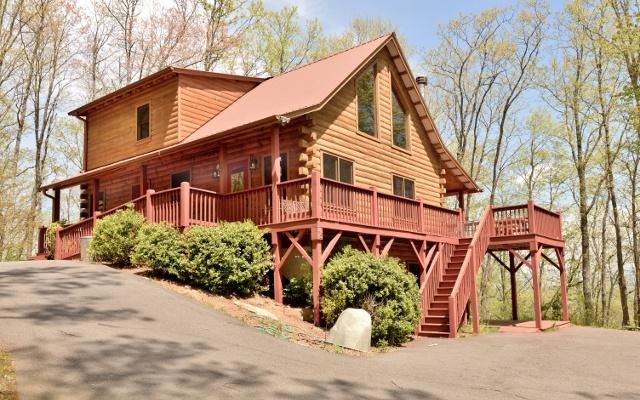 45 Warpath Drive, Murphy, NC 28906 (MLS #278797) :: RE/MAX Town & Country