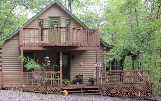 600 Laurel Circle, Blue Ridge, GA 30513 (MLS #279866) :: RE/MAX Town & Country