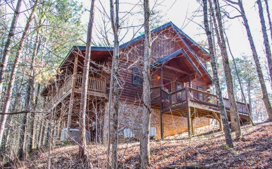39 Hideaway Ridge, Mineral Bluff, GA 30559 (MLS #281256) :: RE/MAX Town & Country