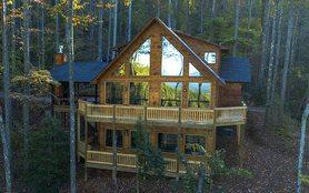LOT 1 Ridge Crest Retreat, Blue Ridge, GA 30513 (MLS #282050) :: RE/MAX Town & Country