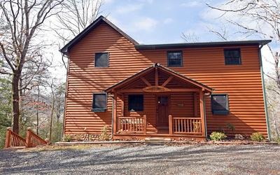 1850 Pine Ridge Trail, Hiawassee, GA 30546 (MLS #285287) :: RE/MAX Town & Country