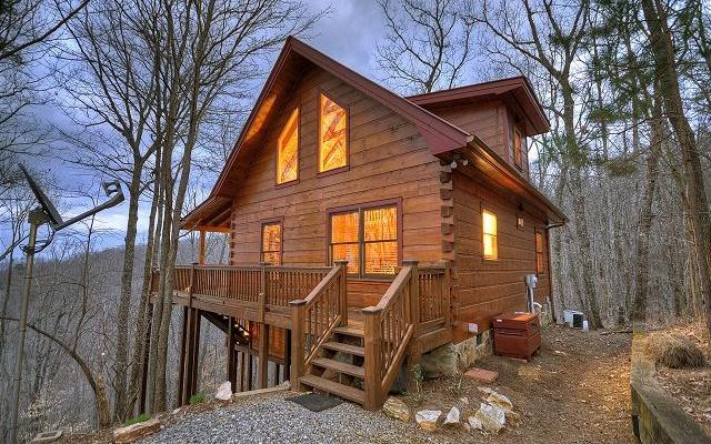917 Ripshin Mountain Rd, Blue Ridge, GA 30513 (MLS #287539) :: RE/MAX Town & Country