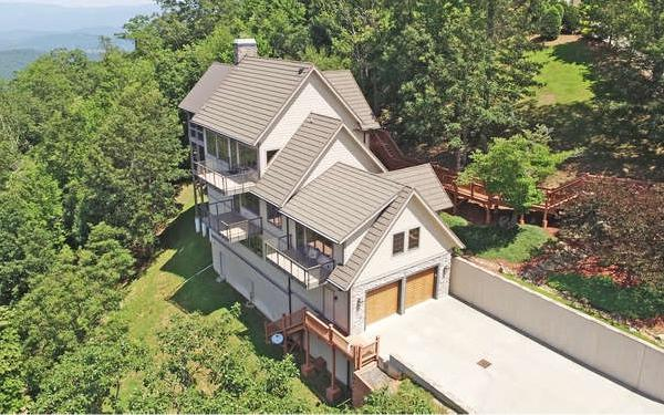 559 Broken Arrow Trail, Hayesville, NC 28904 (MLS #290926) :: RE/MAX Town & Country