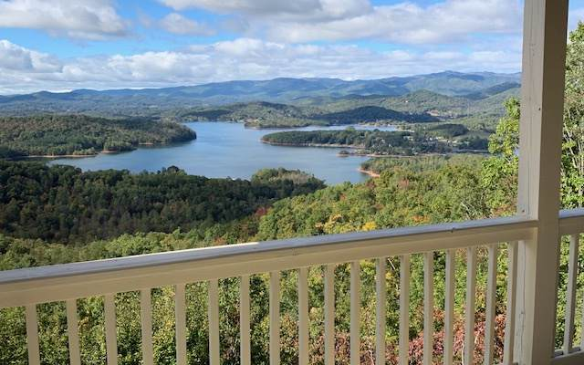 132 Eagles View Drive, Hayesville, NC 28904 (MLS #293117) :: RE/MAX Town & Country
