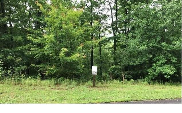 0 Northview Parkway, Ellijay, GA 30536 (MLS #295560) :: RE/MAX Town & Country
