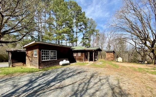 6255 Tails Creek Rd, Ellijay, GA 30540 (MLS #295609) :: RE/MAX Town & Country