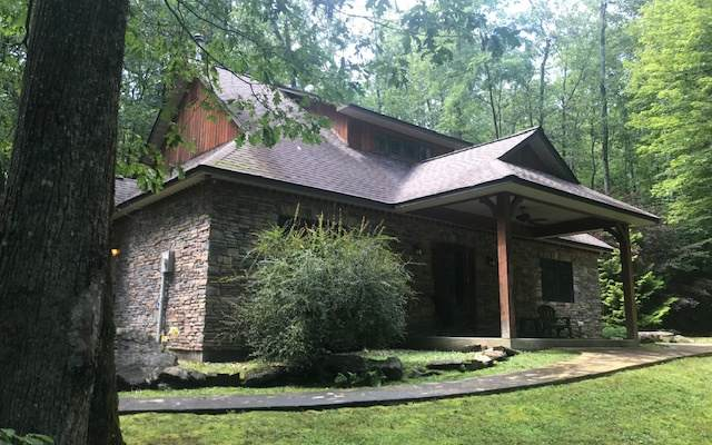 255 Stoney Brook Trail, Hayesville, NC 28904 (MLS #299501) :: RE/MAX Town & Country