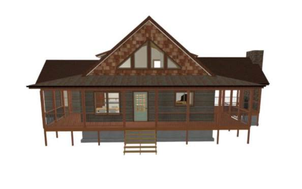 91 Winding Creek Road, Blue Ridge, GA 30513 (MLS #300780) :: Path & Post Real Estate