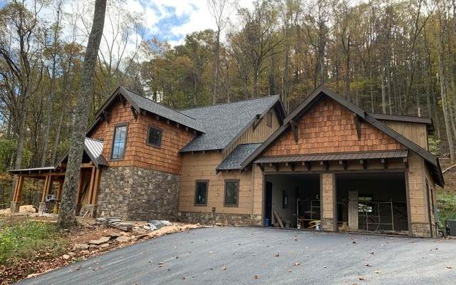 829 Greystone Trace, Ellijay, GA 30536 (MLS #302125) :: Path & Post Real Estate