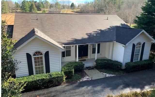 677 Cheryl Drive, Young Harris, GA 30582 (MLS #303168) :: Path & Post Real Estate