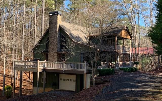 1067 Monitcello, Ellijay, GA 30540 (MLS #303284) :: RE/MAX Town & Country