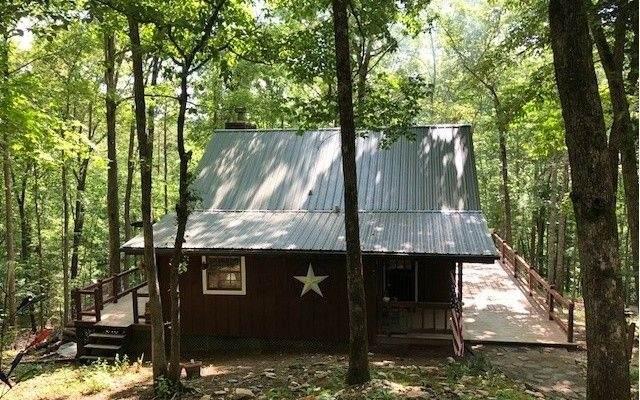 108 Buck Ridge Trail, Suches, GA 30572 (MLS #303740) :: RE/MAX Town & Country