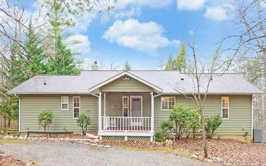 824 Bent Tree Lane, Blairsville, GA 30582 (MLS #304531) :: RE/MAX Town & Country
