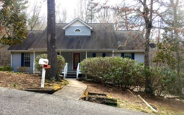266 Souther Forest Road, Blairsville, GA 30512 (MLS #305595) :: Path & Post Real Estate