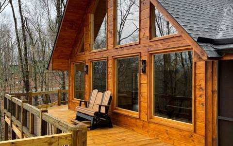 LOT 5 Hunter Ridge, Ellijay, GA 30540 (MLS #305683) :: Path & Post Real Estate